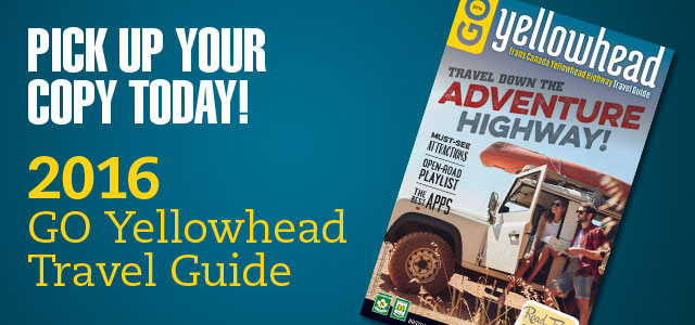 2016 Go Yellowhead Travel Guide