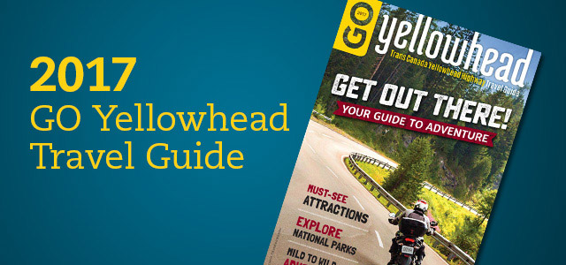 2017 Go Yellowhead Travel Guide
